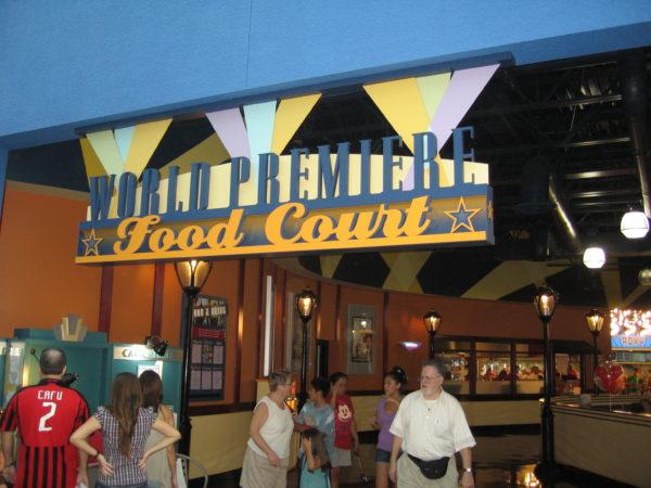 World Premier Food Court has a secret menu!