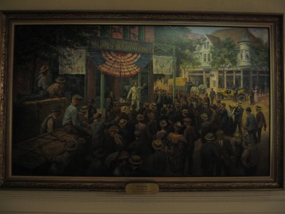 American Adventure Paintings
