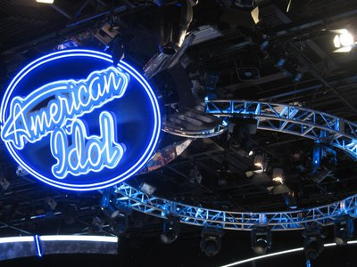 The ultimate on stage experience at Disney is The American Idol Experience.