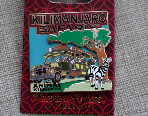Kilimanjaro Safaris is a classic Animal Kingdom ride.