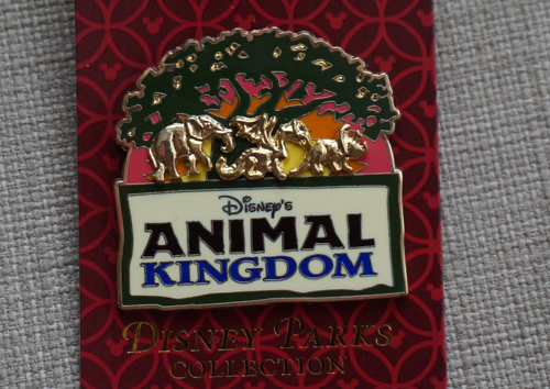 I think this logo pin is great.