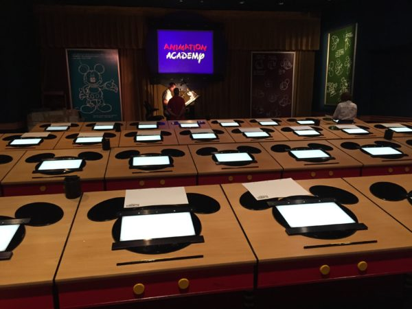 Disney is relaunching the Animation Academy as the Animation Experience now at Rafiki's Planet Watch Conservation Station in Disney's Animal Kingdom.