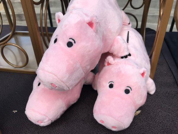 Ham plush.