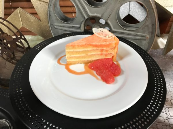 The grapefruit cake at The Hollywood Brown Derby is a classic.