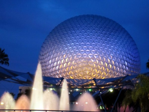 Disney will staff Spaceship Earth, since its refurbishment has been delayed.