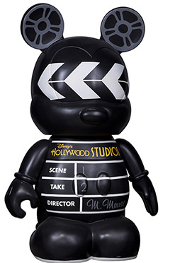 Are you a Vinylmation fan?  This Vinylmation was on display at Disney's Hollywood Studios.  Oh, by the way - it is almost 5 feet tall.