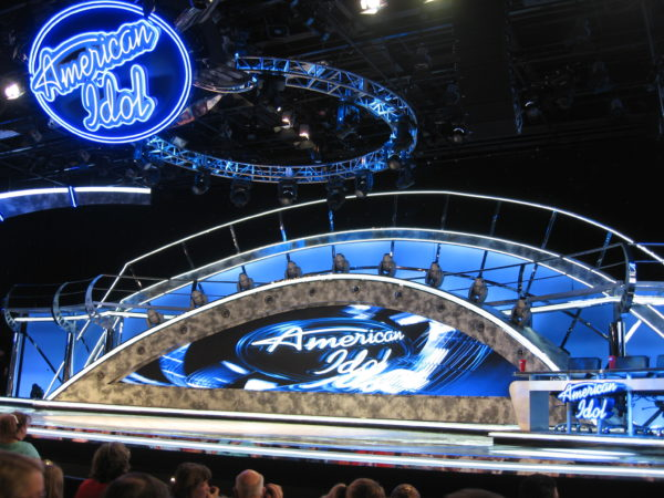 You could be standing on this stage auditioning for American Idol!