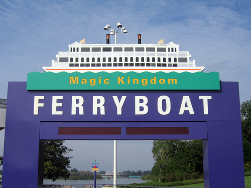 Ferryboat service is an often overlooked form of transportation, but it can get you back to your hotel faster than a bus.