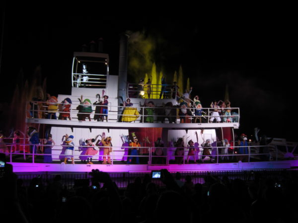 All of the shows in Disney World are excellent, and you should plan to see them at least once.