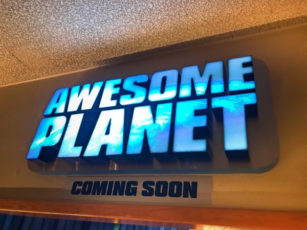 Awesome Planet in The Land is now showing!