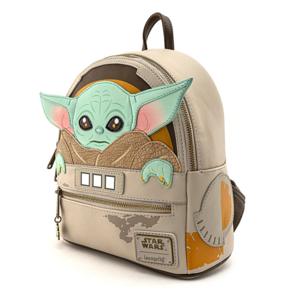 Carry The Child around in your backpack. Photo credits (C) Disney Enterprises, Inc. All Rights Reserved