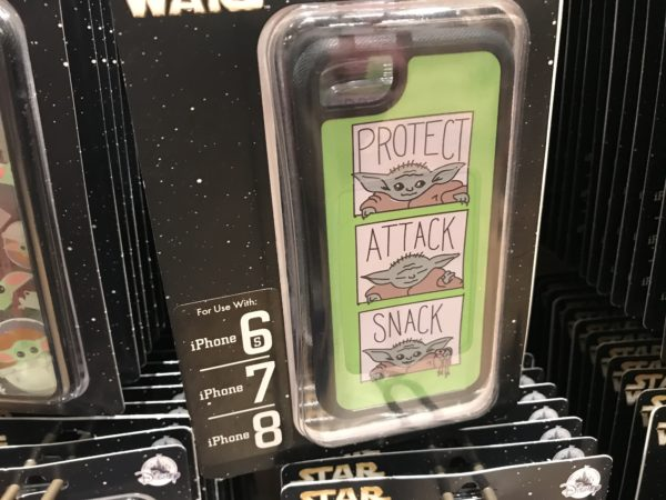 Get your cell Baby Yoda ized! $29.99