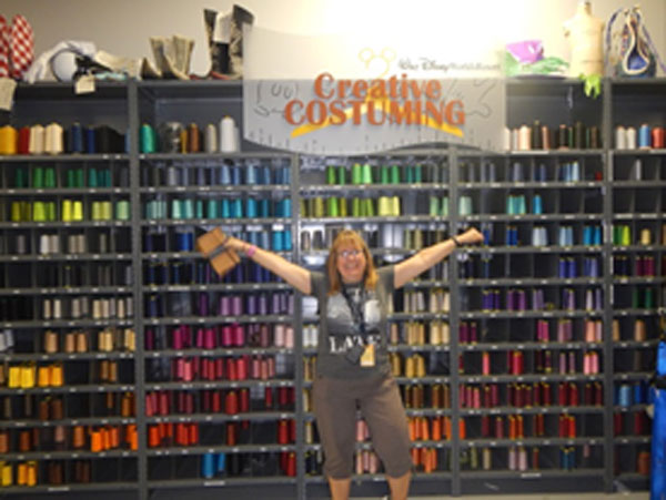 All the colors of the world In Creative Costuming