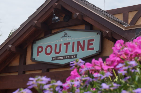 There could be another poutine restaurant coming to Disney Springs, and they'll also serve BeaverTails!