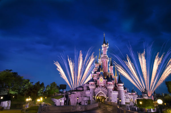 Every Disney resort has a castle, and each is special in its own way. Photo credits (C) Disney Enterprises, Inc. All Rights Reserved