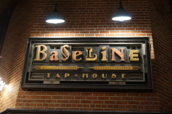 Baseline Tap House has a huge variety of craft beers!