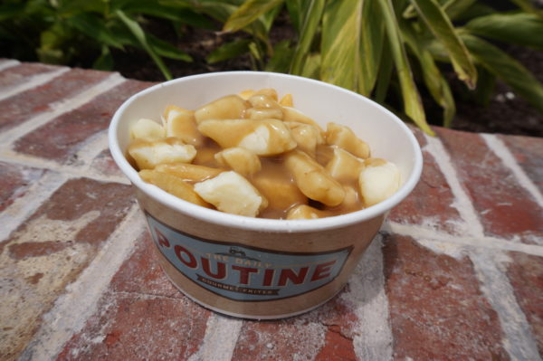 The Classic Poutine is as close as you'll get to the official Canadian dish stateside.