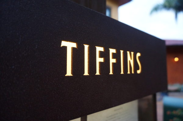 Tiffins fills a void of table-service restaurants at Disney's Animal Kingdom.