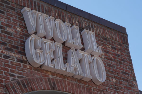Straight from Italy, it's Vivoli Il Gelato at Disney Springs.