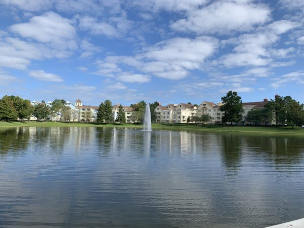 Saratoga Springs is a great relaxing walk with plenty of water, fountains, wildlife, and very few people!