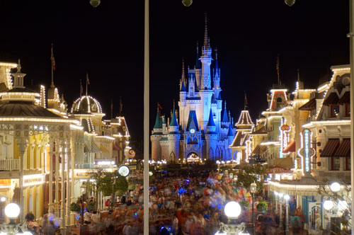 With so many special events, Disney keeps its parks busy much of the year.