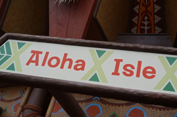 It's no surprise that Aloha Isle got top regards! All they sell is Dole Whip!