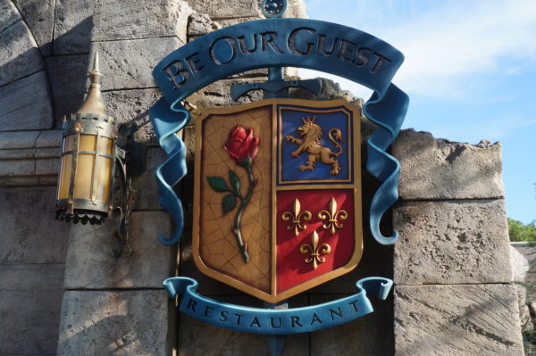 Ever since Be Our Guest opened a few years ago, it's been one of the hardest to get ADRs in Disney World.
