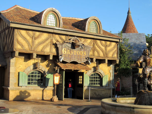 Stop by and meet Gaston. His ego is almost as big as his Tavern!
