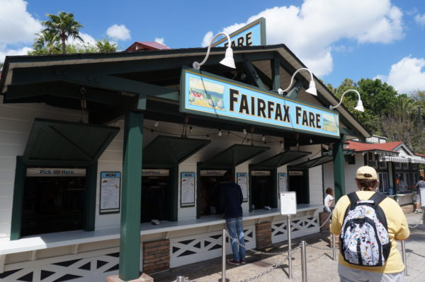 Fairfax Fare serves Mexican-inspired eats.