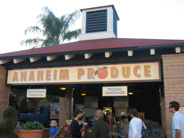 Anaheim Produce is your healthy snack stop in Hollywood Studios!