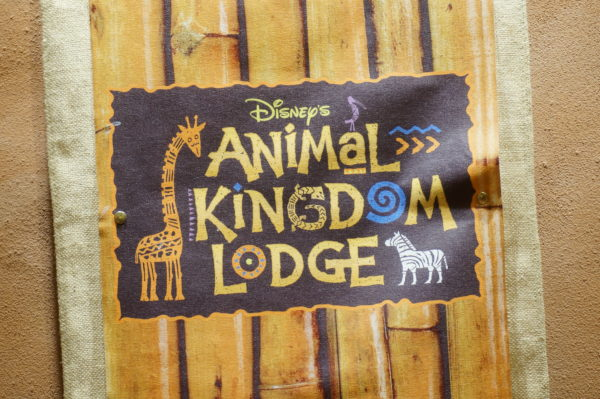 Disney's Animal Kingdom Lodge has some excellent theming even in the restaurants.