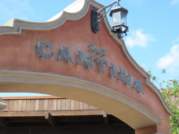 La Cantina - Mexican quick-service!