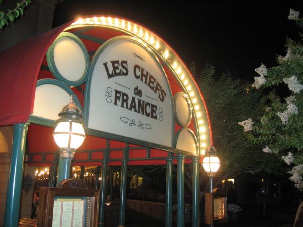 Travel to Paris at Les Chefs de France.