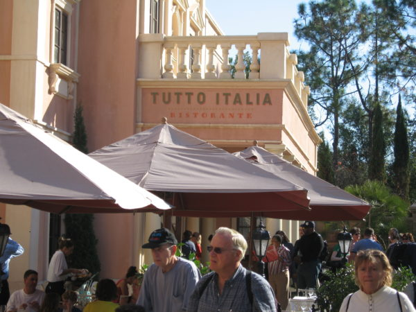 Tutto Italia Ristorante is less formal than Via Napoli and usually easier to get in to.
