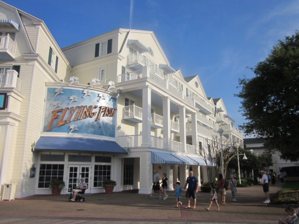 It will be interesting to see how Flying Fish rates next year after the renovation.