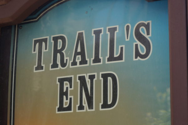 Get your fill of comfort food at Trail's End.
