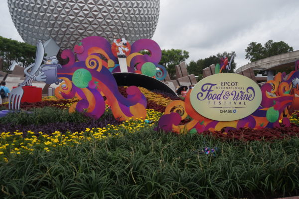 The festivals in Epcot take place in the cooler months.