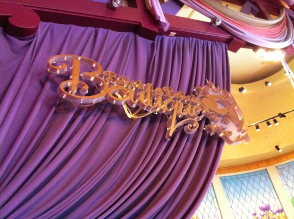Disney is adding a third Bibbidi Bobbidi Boutique location in Disney's Grand Floridian Resort and Spa.