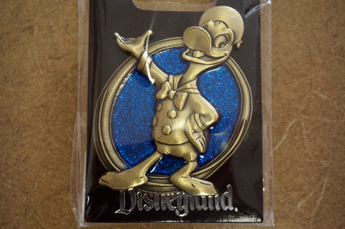 Donald Duck Disney Trading Pin.