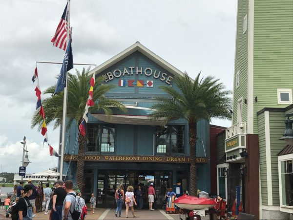 The Boathouse will open May 20.