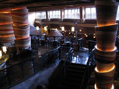 Boma Disney Restaurant