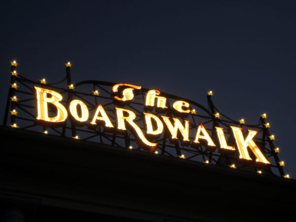 Some royal couples are coming to Disney's Boardwalk starting this spring!