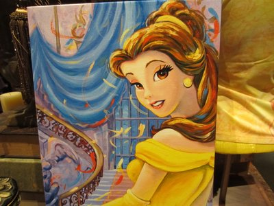 Tale As Old As Time - by William Silvers - Canvas Wrap - $295.
