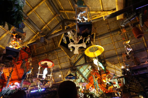 The birds of the Enchanted Tiki Room may be moving to a new restaurant.