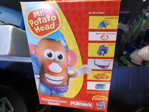 Mr. Potato Head - Honeymoon Spuds.