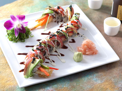 Sushi adventures await! Photo credits (C) Disney Enterprises, Inc. All Rights Reserved