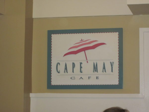 Cape May is reopening.