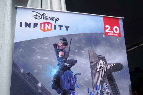 Disney Infinity 2.0.
