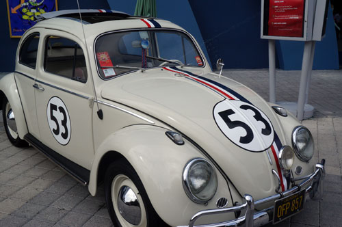 Herbie the Love Bug!