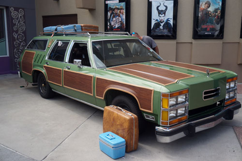 The Griswold Family Truckster.
